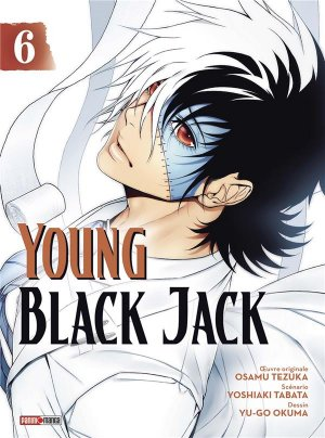 Young Black Jack 6 Simple