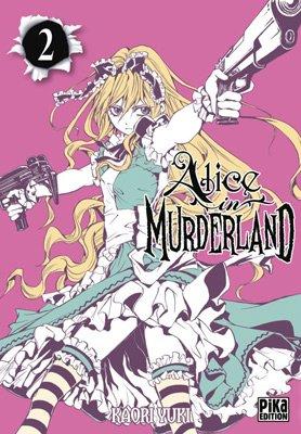 Alice in Murderland # 2