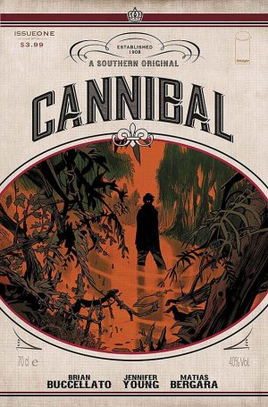 Cannibal édition Issues (2016 - Ongoing)
