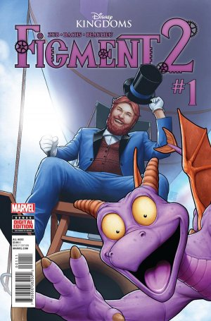 Figment 2 édition Issues (2015 - 2016)