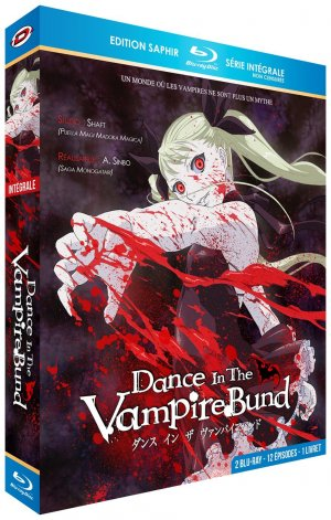 Dance in the Vampire Bund édition Saphir Blu-ray