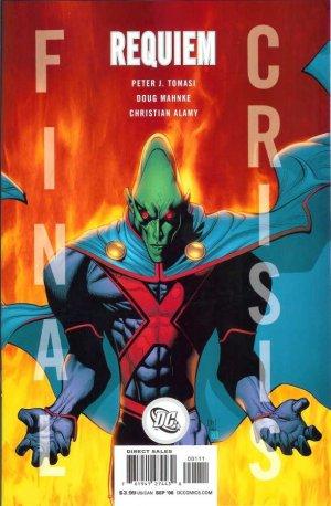 Final Crisis - Requiem édition Issues