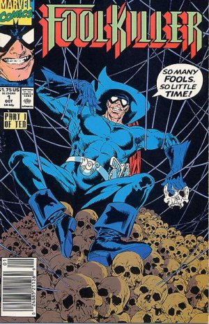 Foolkiller édition Issues V1 (1990 - 1991)