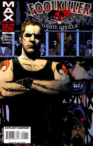 Foolkiller - White Angels édition Issues (2008 - 2009)