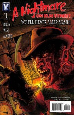 Freddy - Les Griffes de la Nuit édition Issues (2006 - 2007)