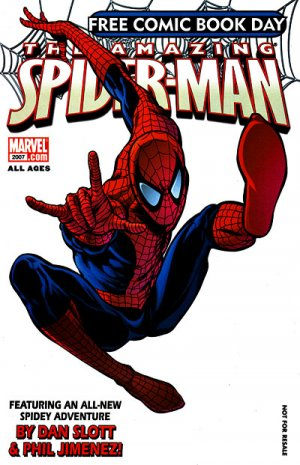 Free Comic Book Day 2007 (Spider-Man) édition Issue (2007)