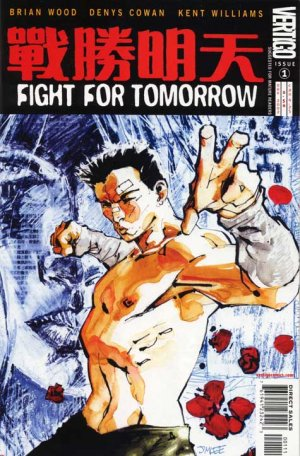 Fight for tomorrow édition Issues (2002 - 2003)