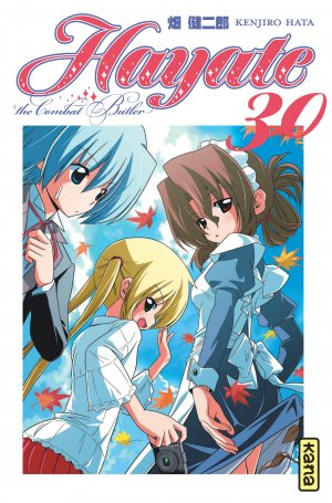 Hayate the Combat Butler # 30