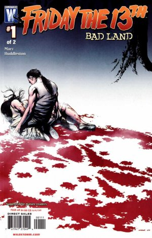 Friday the 13th - Bad Land édition Issues