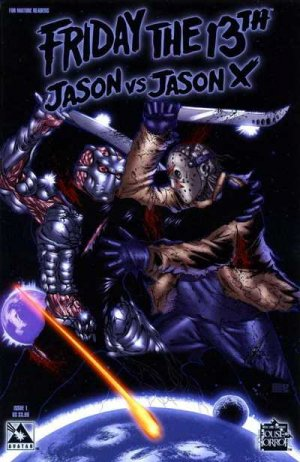 Friday The 13th - Jason Vs Jason X édition Issues