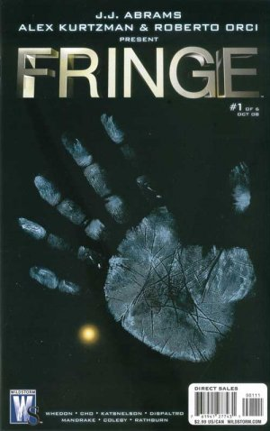 Fringe édition Issues (2008 - 2009)