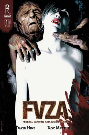 FVZA - Federal Vampire & Zombie Agency édition Issues