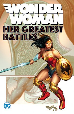 Wonder Woman - Her Greatest Battles édition TPB softcover (souple)