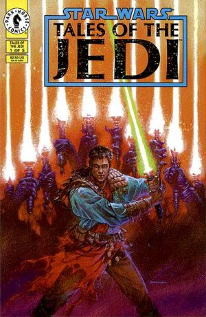 Star Wars - Tales of The Jedi - The Collection # 1 Issues