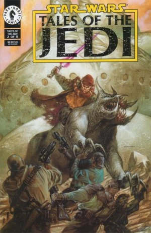 Star Wars - Tales of The Jedi - The Collection # 2 Issues