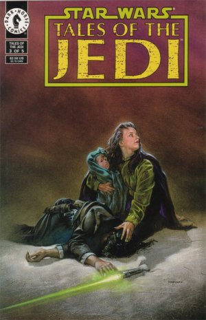 Star Wars - Tales of The Jedi - The Collection # 3 Issues
