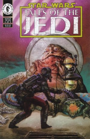 Star Wars - Tales of The Jedi - The Collection # 4 Issues