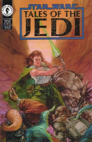 Star Wars - Tales of The Jedi - The Collection # 5 Issues