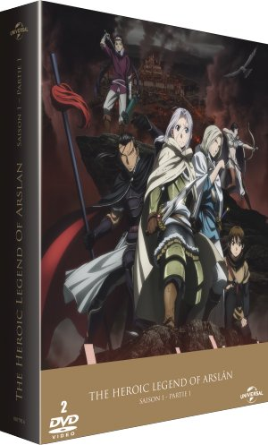 The Heroic Legend Of Arslân édition Limitée DVD