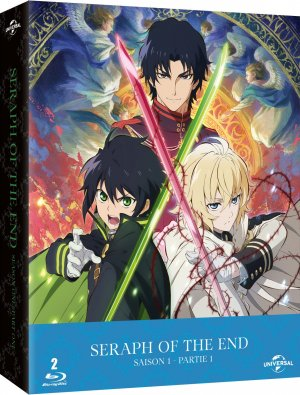 Seraph Of The End édition Limitée Blu-ray