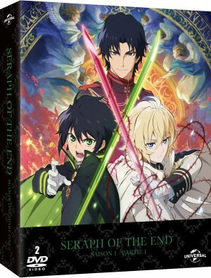 Seraph Of The End édition Limitée DVD