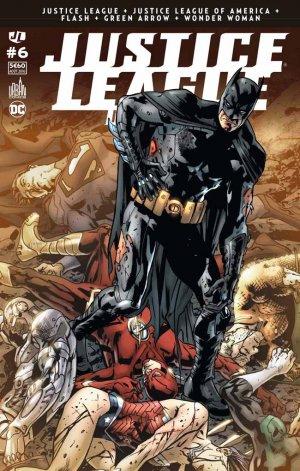 Justice League # 6 Kiosque mensuel (2016 - 2017)