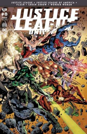 Justice League # 8 Kiosque mensuel (2016 - 2017)