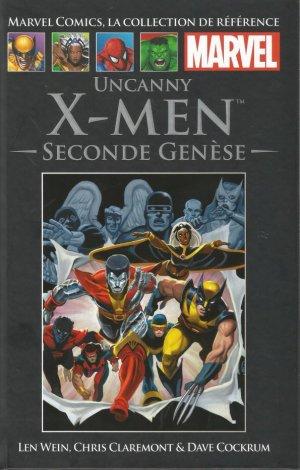 Marvel Comics, la Collection de Référence édition TPB hardcover (cartonnée) - Numérotation romaine