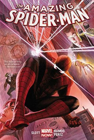 The Amazing Spider-Man édition TPB hardcover (cartonnée)