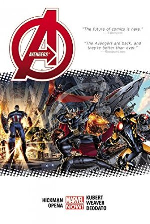 Avengers édition TPB Hardcover - Issues V5 - Oversize HC