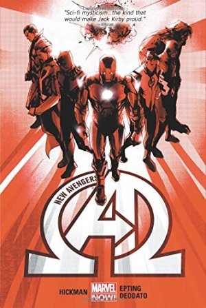 New Avengers # 1 TPB hardcover (cartonnée) - Issues V3