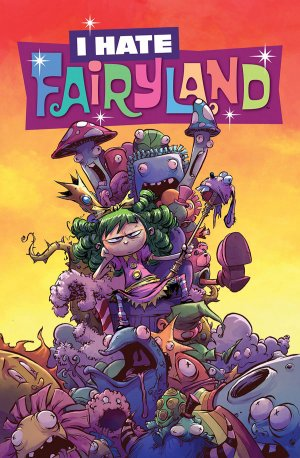 I Hate Fairyland # 6 Issues V1 (2015 - Ongoing)