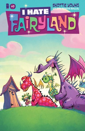 I Hate Fairyland # 7 Issues V1 (2015 - Ongoing)