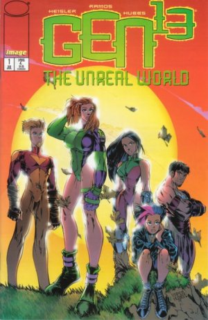 Gen13 - The Unreal World édition One Shot (1996)
