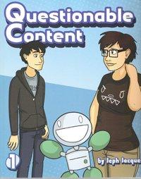 Questionable Content édition TPB softcover (souple)