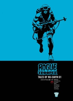 Rogue Trooper - Tales of Nu-Earth édition TPB softcover (souple)