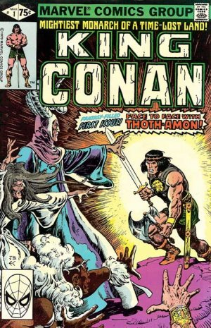 King Conan édition Issues (1980 - 1983)