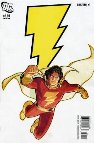 Shazam! édition Issues V2 (2011)