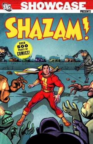 Showcase Presents - Shazam! édition TPB softcover (souple)