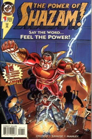 The Power of SHAZAM! édition Issues V1 (1995 - 1999)