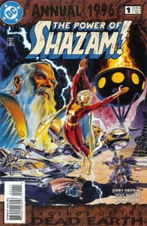 The Power of SHAZAM! édition Issues V1 - Annuals (1995)