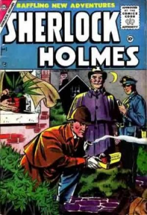 Sherlock Holmes édition Issues (1955 - 1956)