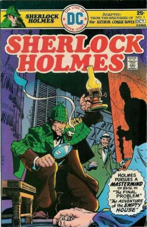 Sherlock Holmes édition Issues (1975)