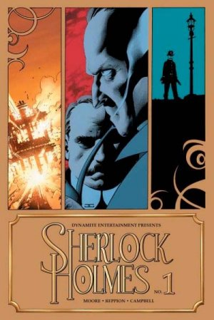 Sherlock Holmes édition Issues (2009)