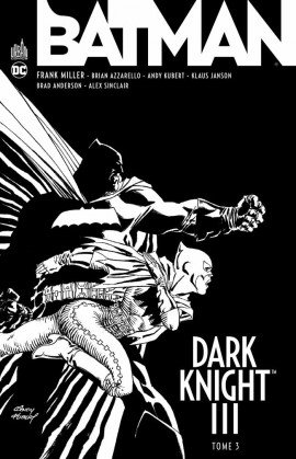 Dark Knight III - The Master Race T.3
