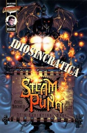 Steampunk édition Issues V1 (2000-2002)