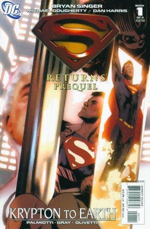Superman Returns - De Krypton à la Terre édition Issues (2006)