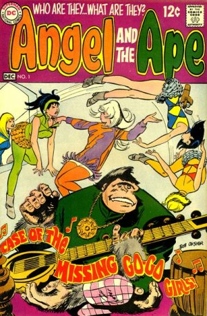 Angel And The Ape édition Issues V1 (1968 - 1969)