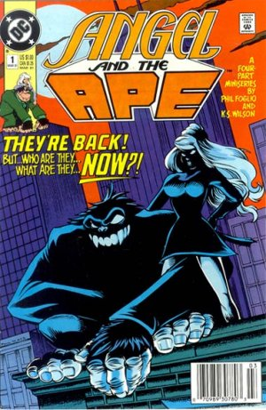 Angel And The Ape édition Issues V2 (1991)
