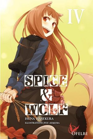 Spice and Wolf 4 Simple